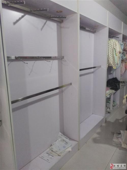 出售服装店货柜、中导