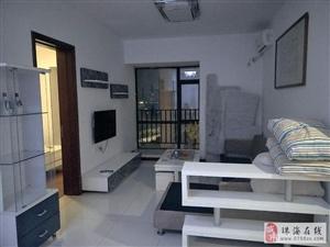 里维埃拉碧水岸急租可短租精装修2房2厅拎包入住