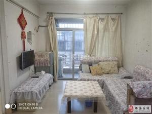 前山-梅花豪庭-电梯精装1房1厅。