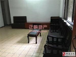 老香洲桃园新村中档装3房可做宿舍月底到期现可看房