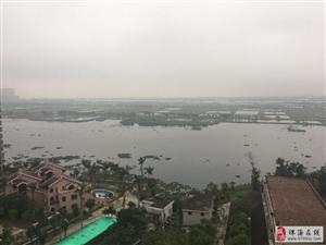 江南岸一线湖景房送豪华装修层高3.15米高增送率南北通