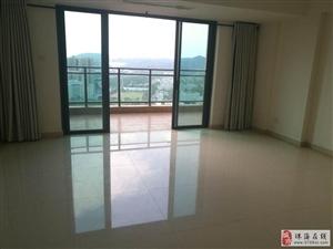 降价新香洲御景国际87平3房2卫没税客厅宽5米通风
