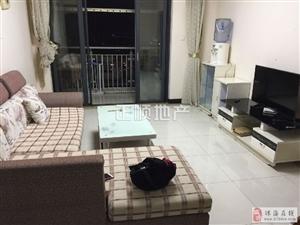 华发新城对面珠江南湾精装2房低价急租租2800