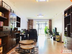 文园香山润城精装大3房电梯高层格局方正带超大入户花园
