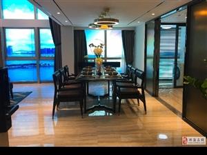横琴新区朗庭广场100平复式3房3卫精装看海景送车位