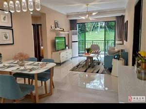 坦洲近珠海首付6万奥园香槟花园72平3房赠一个房间