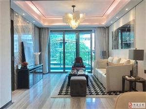 口岸物业横琴龙光玖龙玺精装三房轻轨入户70年产权稀.缺住宅
