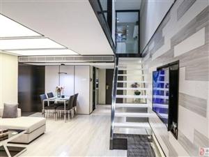 横琴桥头堡(湾区一号)海景复式公寓,不限购,买一套送一套