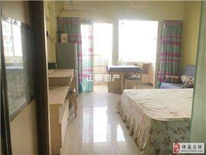 新香洲华润万家翠华新村电梯房精装单身公寓仅此一套先到先得