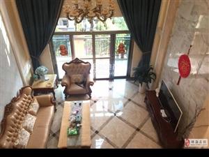 西区外地可购豪装样板房出售电力家和城别墅送大平台