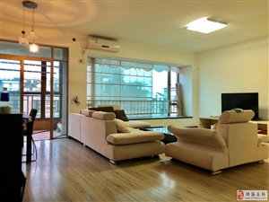 夏宫国际花园旁龙洲湾花园3房2厅精装看海景有钥匙
