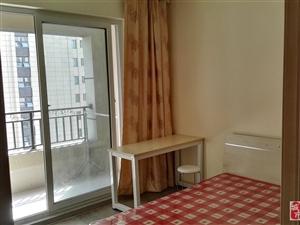 三号线天润城站地铁口,精品空调单间,带阳台飘窗