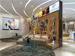 重慶銅梁辦公室裝修設計公司是貳春室內設計