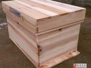 低价转让一箱蜜蜂(连同一全新蜂箱)