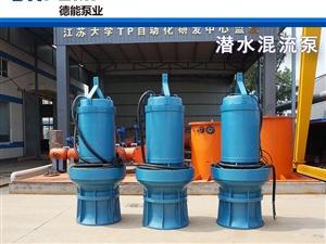 ��水混流泵的特�c及泵站�定