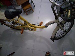 一个闲置在家的自行车出售