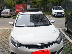 个人出售长安1.6两厢白色轿车,15年9月份的