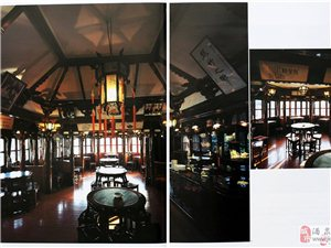 复古餐厅、茶楼实装效果