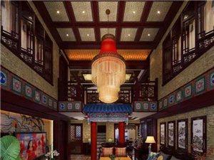 宁夏澳门葡京平台西夏区中式餐厅装修技巧