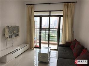 新香洲華潤萬家旁鴻泰80精裝2房家具齊全看房有鑰匙