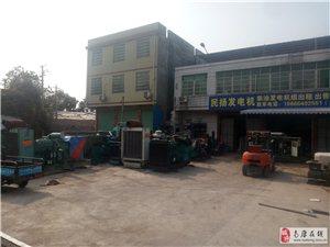 贛州南康柴油發電機出租,民揚發電機專業服務