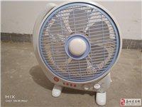 出售9成新台壁式电风扇