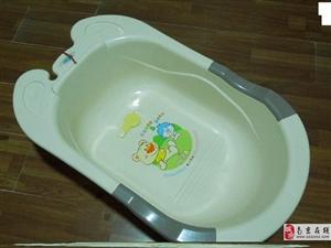 出售九成新儿童浴盆和坐便器