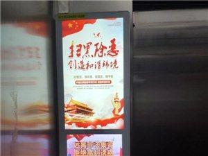 東區市區電梯廣告的投放