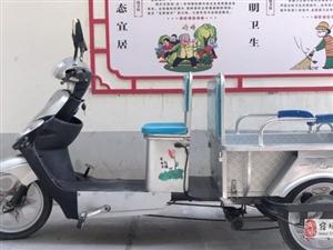 清华九隆电动三轮车