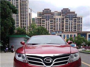 便宜卖,广汽传祺GA5油电混合新能源车