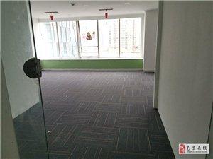 阳光大厦95平精装修办公房出租