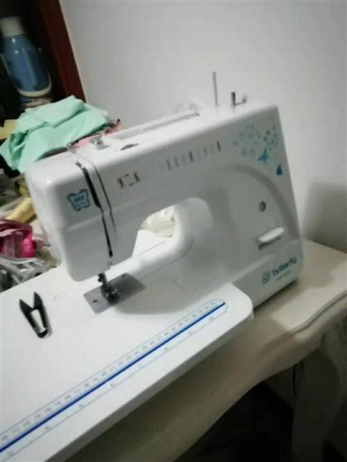 出售一台家用电动缝纫机