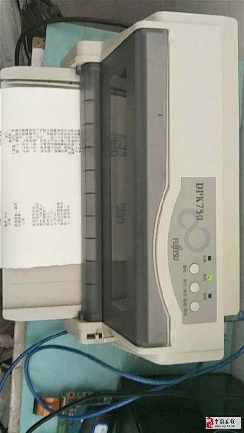 富士通DPK750发票专用打印机出售
