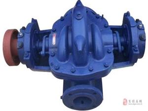 500口徑雙吸泵@安國中開式單級500口徑雙吸泵