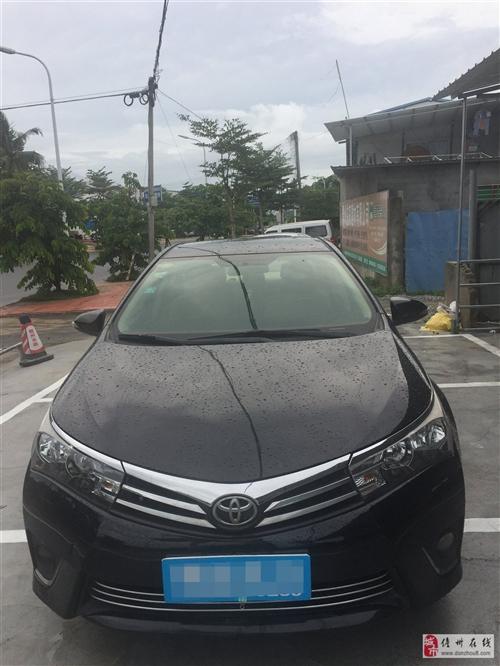 丰田卡罗拉2014年1.6排量