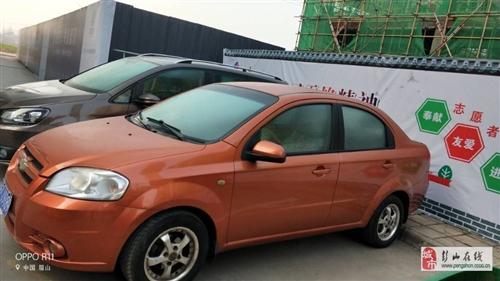 出售雪佛蘭樂風07款小車