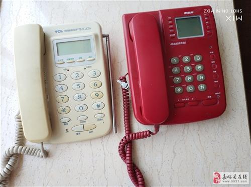 出售2部台式电话机