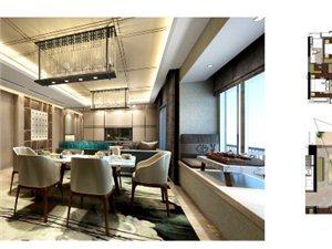 提供家装级工装室内设计服务!
