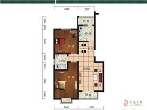 福锦园3楼88平条子楼,学片房,精装修,无税
