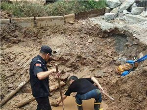 長治市沁縣消防自來水管道地暖管道漏水檢測探測