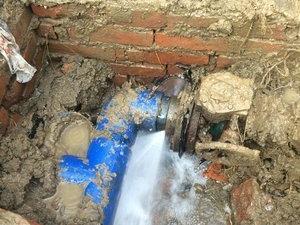呂梁市交口縣專業黑蝙蝠自來水管道漏水檢測