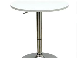 优惠出售全新白色小圆桌