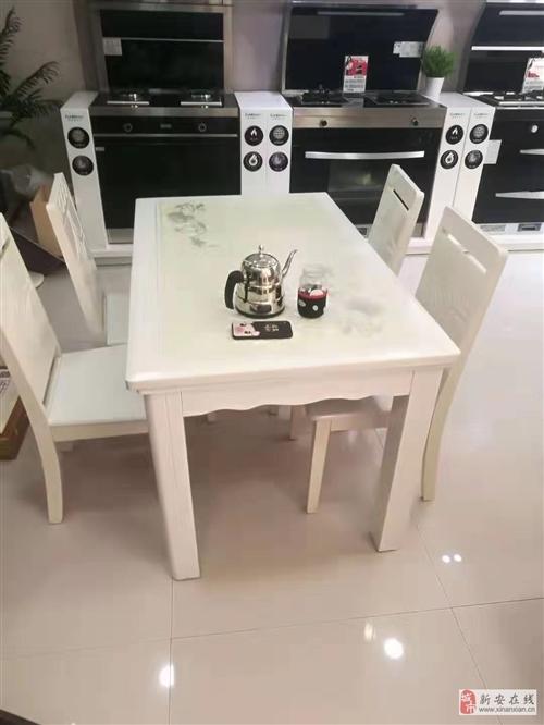 出售二手餐桌凳