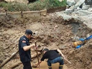漢中市寧強縣消防自來水管道漏水檢測探測