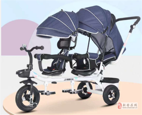 求购,婴儿双胞胎三轮车