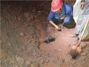 洛陽市洛寧縣消防自來水管道漏水檢測探測