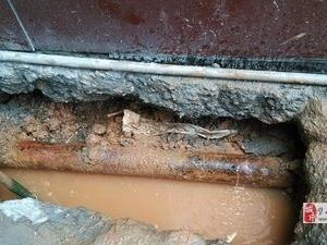 平頂山市魯山縣專業黑蝙蝠自來水管道漏水檢測