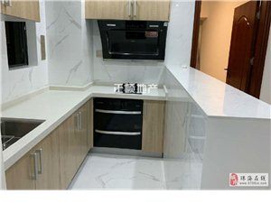 萬科城旁邊華發未來薈精裝一房一廳家私家電齊全全新入住