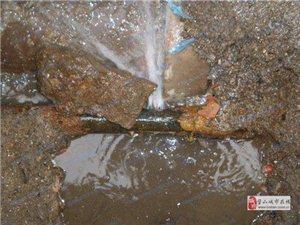 濮陽市清豐縣專業黑蝙蝠自來水管道地暖管道漏水檢測