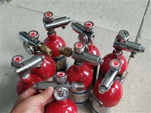 济宁协力气体面向煤矿提供束管检测用标准气配制服务